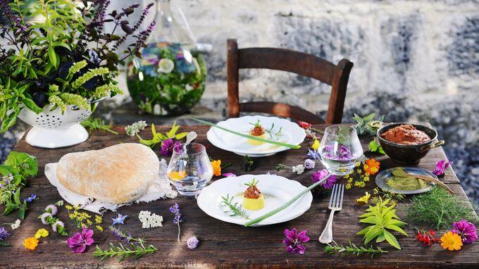 Karst, Slowenien - Kulinarisches