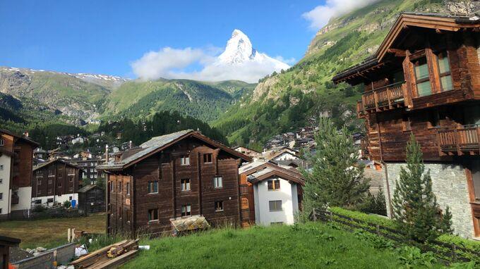 Zermatt, Wallis - Matterhorn 2021