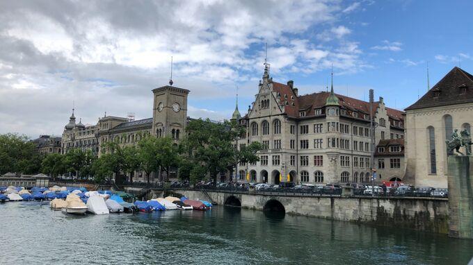 Zürich, Schweiz 2021