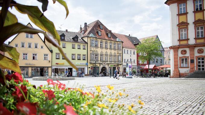 Bayreuth, Bayern - Innenstadt
