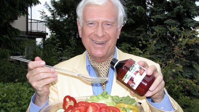 Hademar Bankhofer - Salat und Arganoöl