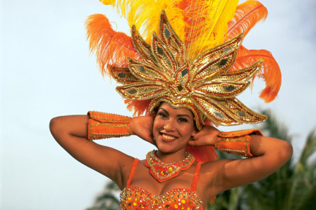 © Aruba Tourism Authority / Karneval auf Aruba