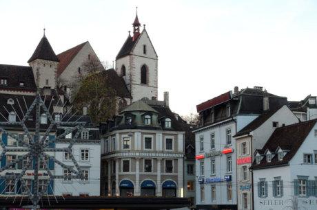 Kunst und architektur in basel schweiz - Architektur basel ...