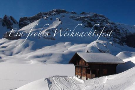 © 55PLUS Medien GmbH, Wien / Bergromantik_Weihnacht