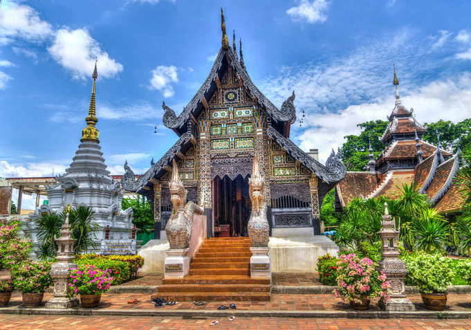 Pixabay © terimakasih0 (CC0 Creative Commons) / Thailand - Chiang Mai / Zum Vergrößern auf das Bild klicken
