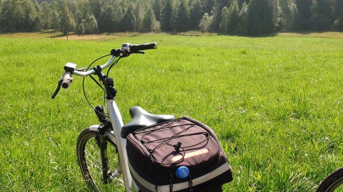 © www.55PLUS-magazin.net / Edith Spitzer / Fahrrad / Zum Vergrößern auf das Bild klicken