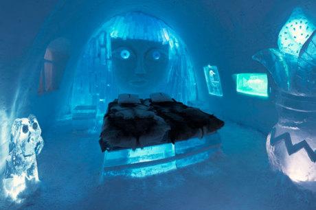 Icehotel in Schweden