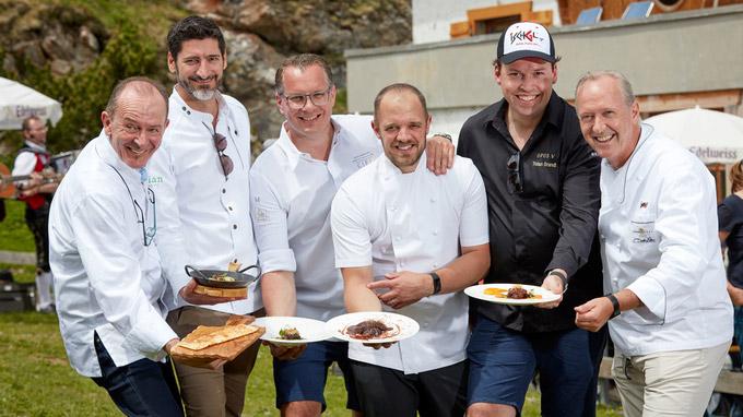 © TVB Paznaun - Ischgl / Stefan Kürzi / Paznaun, Tirol - Kulinarischer Jakobweg / Zum Vergrößern auf das Bild klicken