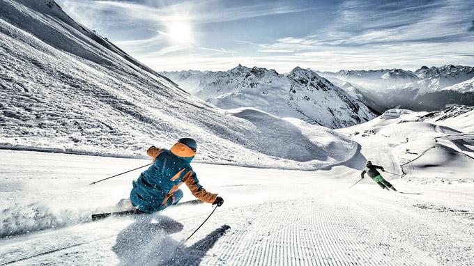 © Silvretta Montafon / Andi Frank / Montafon, Vorarlberg - Skifahren / Zum Vergrößern auf das Bild klicken
