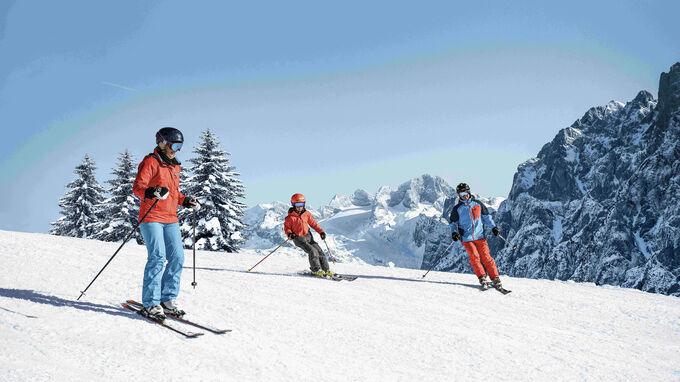 Dachstein West, Steiermark - Panorama Skiing