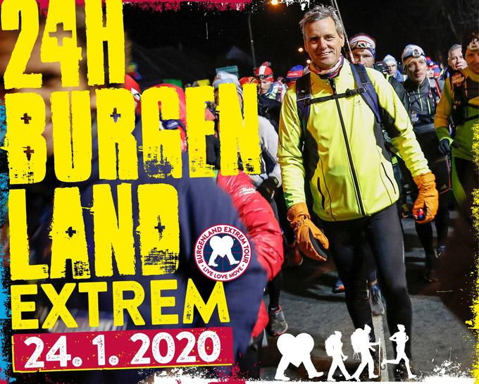 © NTG / 24 Stunden Burgenland Extrem - Logo 2020 / Zum Vergrößern auf das Bild klicken