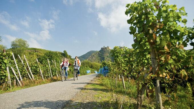 Rheinland Pfalz, DE - Ahr-Radweg