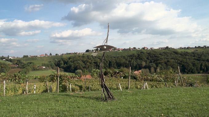 55PLUS Medien GmbH / Impressionen Weinregion Jeruzalem, Slowenien 3 / Zum Vergrößern auf das Bild klicken
