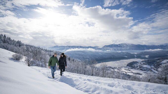 Millstätter See, Kärnten - Winter