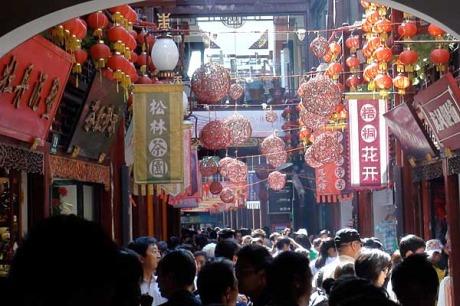 Shanghai Die Metropole Chinas