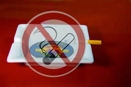 Zigarette / No Smoking