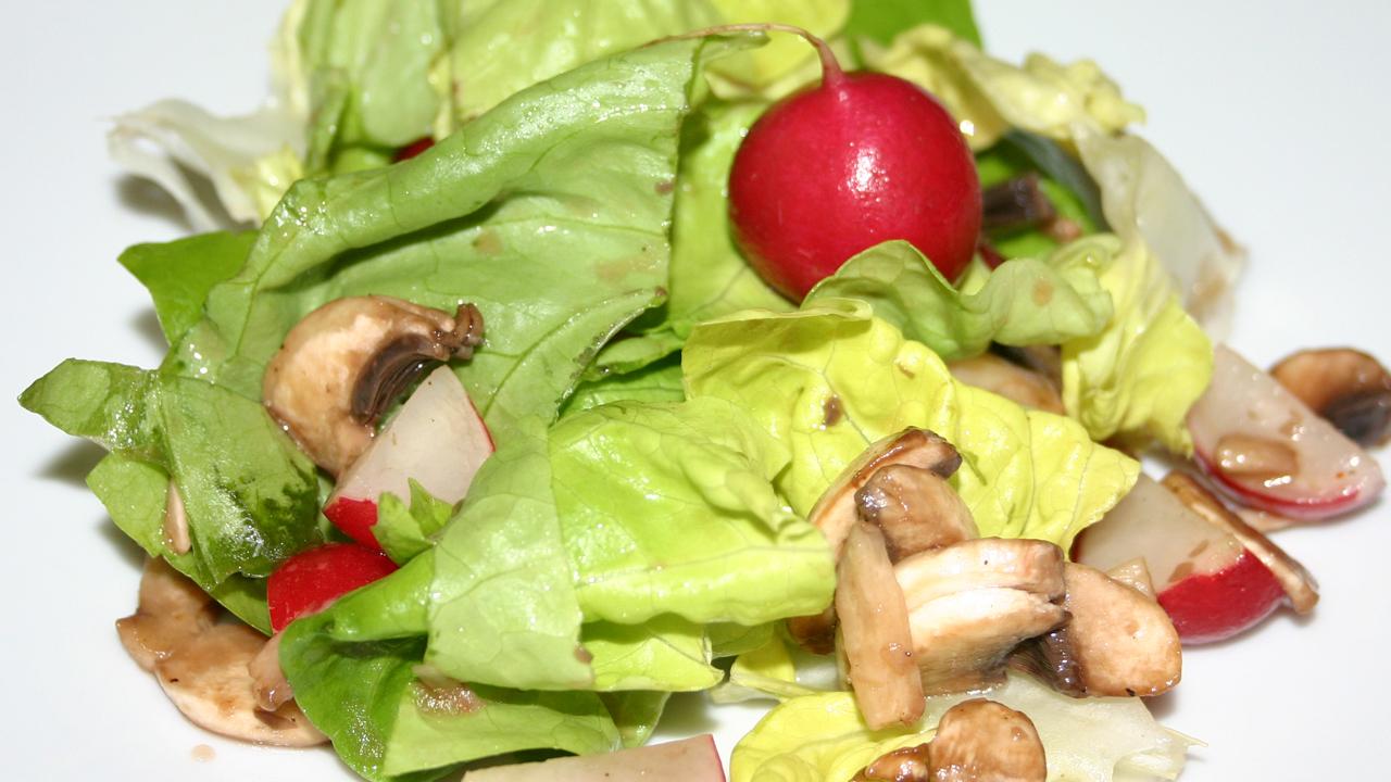 Gesundheit - Gesunde Ernährung: Sommersalat