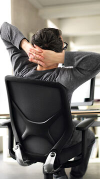 © Aktion Gesunder Rücken (AGR) e.V. / Wilkhahn / AGR - Aktiv-Bürostühle / Zum Vergrößern auf das Bild klicken