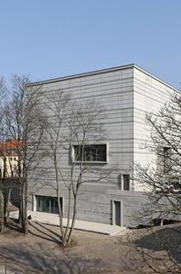 © heike hanada laboratory of art and architecture 2019 / Foto Andrew Alberts / Weimar, DE - Bauhaus Museum / Zum Vergrößern auf das Bild klicken