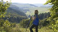 © Tourist Information Willingen / Willingen, Hessen - Wandern / Zum Vergrößern auf das Bild klicken