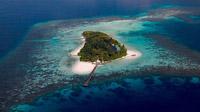 © Preferred Hotels & Resorts / Coco Prive Island, Malediven / Zum Vergrößern auf das Bild klicken