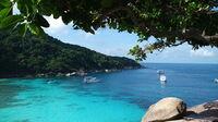 © Pixabay_Patricia van den Berg / Thailand, Similan Islands / Zum Vergrößern auf das Bild klicken