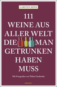 Cover 111 Weine aus aller Welt
