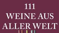 Cover 111 Weine aus aller Welt, die man getrunken haben muss_detail
