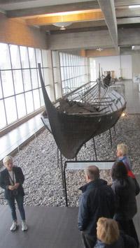 © Edith Köchl, Wien / Roskilde, Dänemark - Schiffsmuseum / Zum Vergrößern auf das Bild klicken