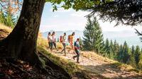 © Tourismus Lenggries / Adrian Greiter / Lenggries, Bayern - Wandern / Zum Vergrößern auf das Bild klicken