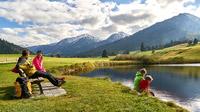 © TVB Tannheimer Tal / Achim Meurer / Tannheimer Tal, Tirol - Frühjahrswandern_3 / Zum Vergrößern auf das Bild klicken