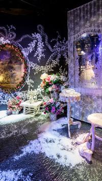 © Swarovski Kristallwelten / Swarovski Kristallwelten, Wien - Bisovsky Nordlicht / Zum Vergrößern auf das Bild klicken