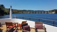 © Charles E. Ritterband 2019 / Douro, Portugal - Staudamm / Zum Vergrößern auf das Bild klicken