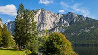 Mag. Johann Varga / Trisselwand am Altausseer See / Zum Vergrößern auf das Bild klicken
