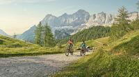 © Peter Burgstaller / Schladming-Dachstein, Steiermark - Biken / Zum Vergrößern auf das Bild klicken