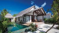 © Katja Hasselkus / Maadhoo, Malediven - Villa / Zum Vergrößern auf das Bild klicken