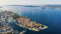 Zadar, Kroatien - Altstadt