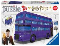 © Ravensburger / 3D Hogwarts Bus / Zum Vergrößern auf das Bild klicken