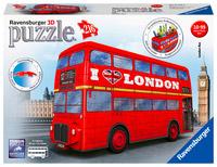 © Ravensburger / 3D London Bus / Zum Vergrößern auf das Bild klicken