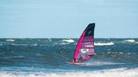 © Slalom HOCH ZWEI Daniel Reinhardt / Sylt, Nordsee - MercedesBenz Windsurf World Cup Slalom / Zum Vergrößern auf das Bild klicken