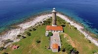 Veli Rat, Kroatien - Leuchtturm