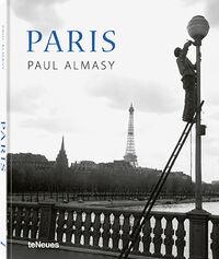 © Paris by Paul Almasy, published by teNeues, www.teneues.com, Painter on the Pont de l`Alma, 1950s / Cover Paris / Zum Vergrößern auf das Bild klicken