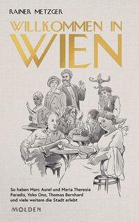 Cover Willkommen in Wien