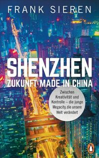 Cover Shenzhen. Zukunft Made in China