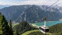 © Achensee Tourismus / Achensee, Tirol - Erlebniscard Rofanseilbahn / Zum Vergrößern auf das Bild klicken