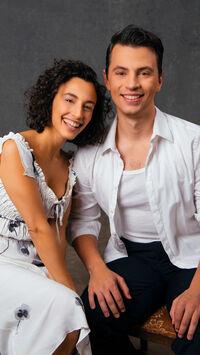 © Christian Ariel Heredia / Aspects of Love - Alaoui und Sasanowitsch / Zum Vergrößern auf das Bild klicken