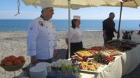 © Aldiana Club Calabria / AldianaClub, Italien - BeachRestaurant / Zum Vergrößern auf das Bild klicken