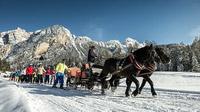 © Alex Moling / Alta Badia, Italien - Pferdegespann / Zum Vergrößern auf das Bild klicken