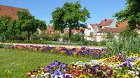 © obx-news / Stadt Amberg / Amberg, Ostbayern - Maltesergarten / Zum Vergrößern auf das Bild klicken