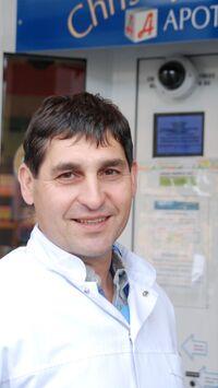 Apotheker Christoph Hoyer 2